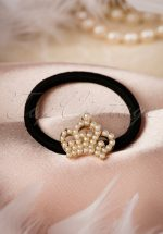 20s Pearl Crown in Your Hair Band