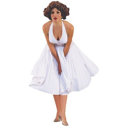 Marilyn Monroe Dress White