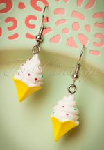 50s Ice Cream Drop Earrings