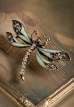 20s How To Train Your Dragonfly Brooch